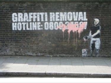 Graffiti Removal Service