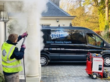 stone cleaning services, Cobham, Surrey