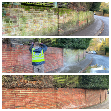 Brick Cleaning & Repointing Services