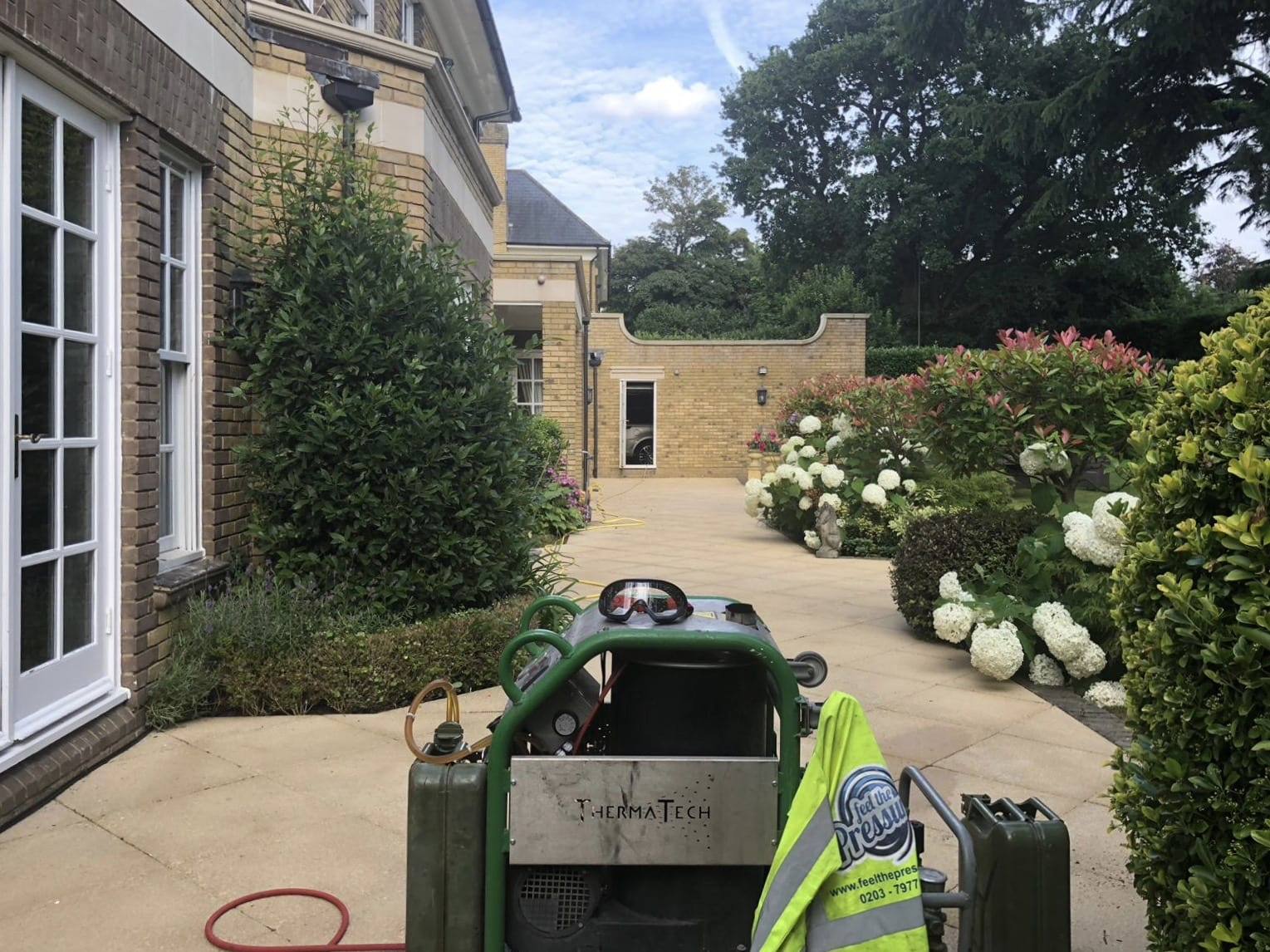 professional stone cleaning service, Cobham Surrey
