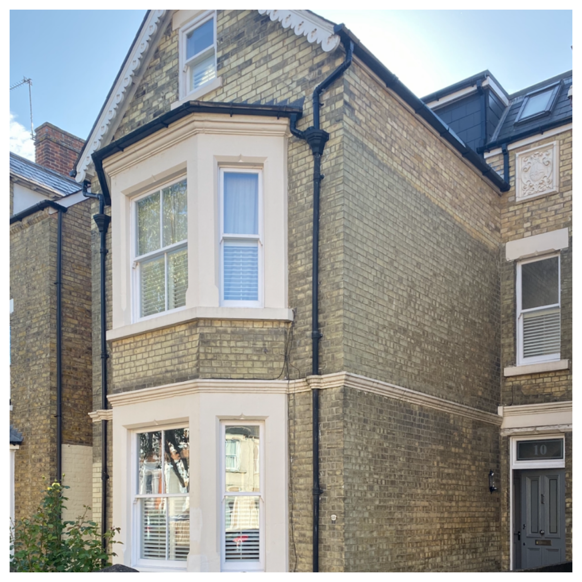 brick cleaning in London