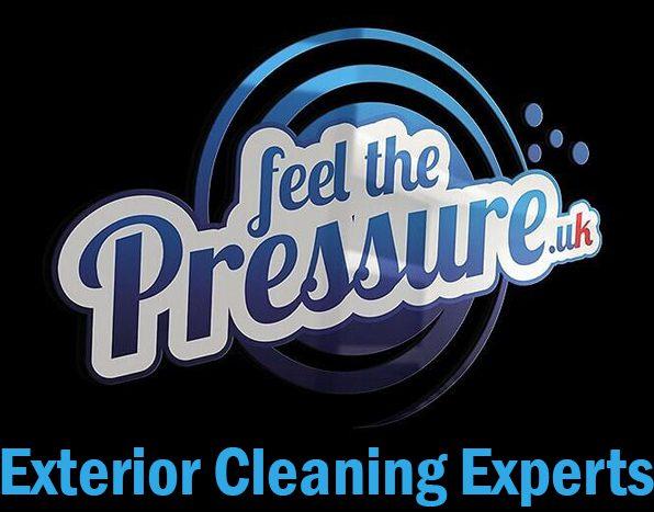 Feel the pressure UK logo